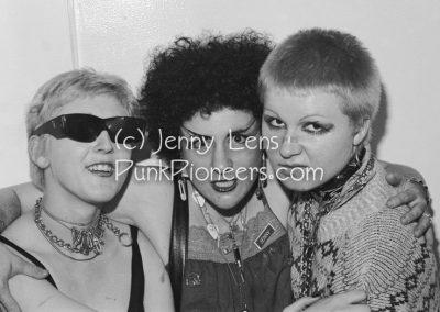 Mary Rat, Jenny Lens, Hellin Killer, Farrah goodbye party, Sept