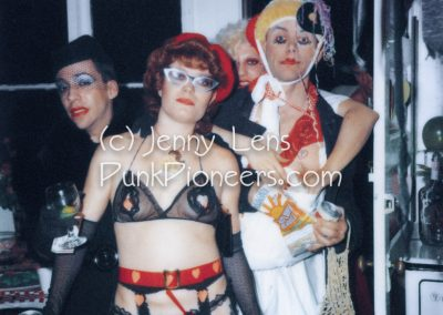 Valentines Surreal Party, Tomata du Plenty, Micol Sinatra, Cheri