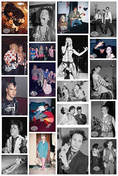 Punk Fashion Collage #2