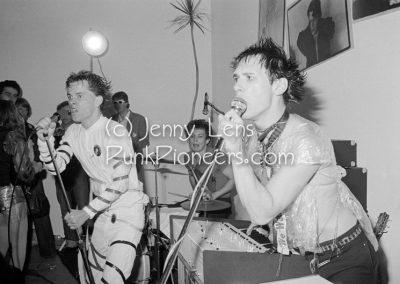 Screamer Debut, May 28, 1977