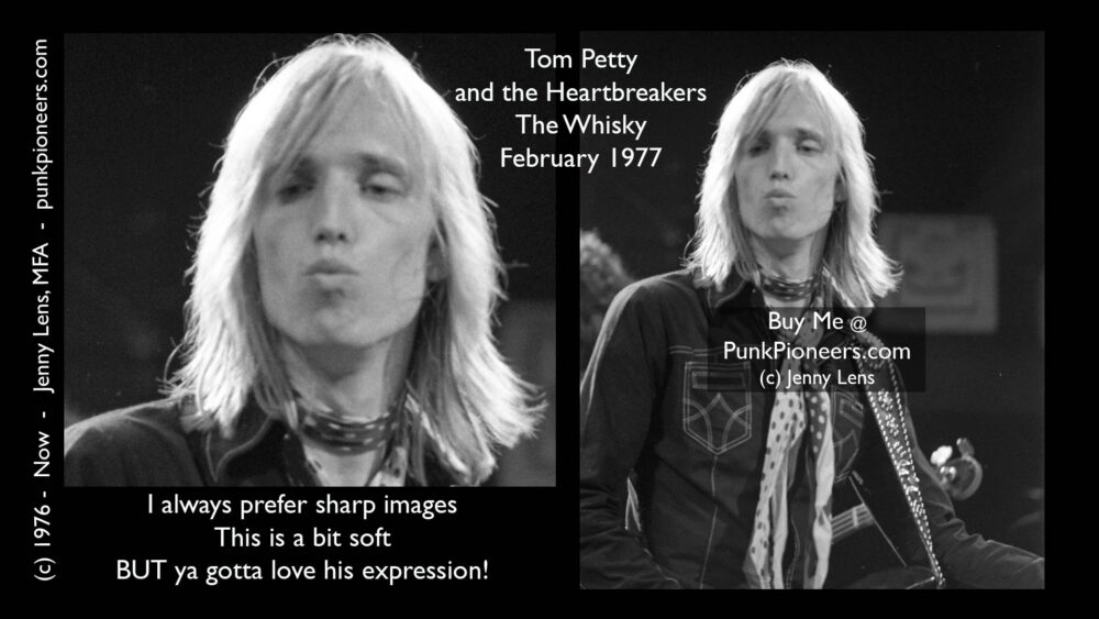 Tom Petty 3, the Whisky, February 1977 (1-11)
