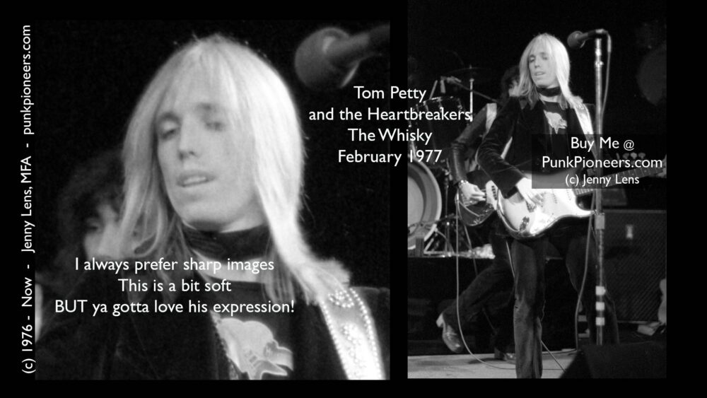 Tom Petty 5, the Whisky, February 1977 (2-3)